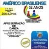 """Cultura e Lazer apresentam, Oficinas de Dança """"Ritmos Brasileiros"""""""