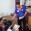 DEFESA CIVIL E GRUPO SÃO MARTINHO EDUCANDO