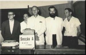 Secção A - Membros: Antonio Furlan, Carlos Abi Jaudi, Edson e Carlos Bortoli Filho