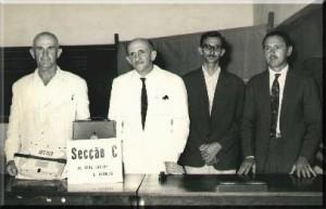 Secção C - Membros: Marcos Giroto, Mario Dosualdo, Percio Gabriel e Secondo Della Rovere