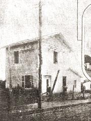 Substação de Trem em 1910