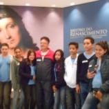 Alunos da EMEF Américo Roncalli estiveram na Capital Paulista
