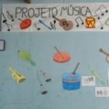 CER Leila Lúcia apresenta o Projeto Música na Escola.
