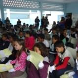 Alunos da EMEF Dr. João Baptista Pereira de Almeida realizam  Projeto.
