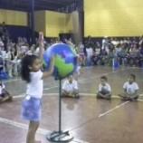 Formatura da Educação Infantil – CERs: Simone Irene Pavão e Shirley Perobon Neubhaher .