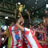 Futebol de Américo fecha o ano com chave de ouro.