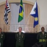 Prefeita participa da solenidade de troca de Delegado da 5ª CSM – Circunscrição de Serviço Militar