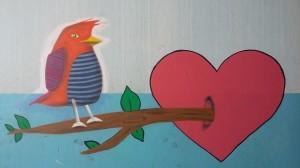 Departamento  Promoção Social realiza Oficina de  Grafite.