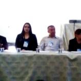 Américo participa do I Fórum de Políticas Sobre Álcool e Drogas.