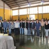 Mais de 300 Jovens participaram da Cerimônia de entrega dos Certificados de Dispensa de Incorporação (CDI) com autoridades do Poder Executivo, Legislativo e das Forças Armadas.