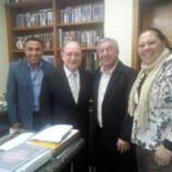Poder Executivo e Legislativo Ameriliense empenhados em conseguir recursos para a Cidade