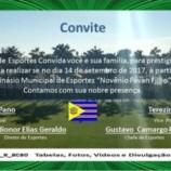 Américo Brasiliense Realiza Abertura do 32º CIEMFAB nessa Quinta – Feira 14 de Setembro às 19:30 horas.