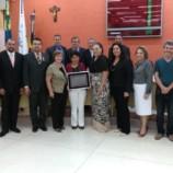 Sônia Forte recebe o Título de Cidadã Benemérita