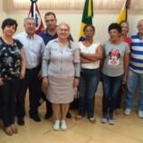 Prefeito Dirceu Empossa CIPA 2017/2018