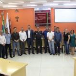 Deputado Federal Marcio Alvino visita Américo Brasiliense