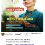 UNIVESP PÓLO AMÉRICO BRASILIENSE ABRE INSCRIÇÕES