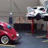 Exposição de Carros Antigos em Américo Brasiliense
