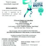 3ª CORRIDA PEDESTRE LUIZ CARLOS MOTTA
