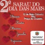 Departamento de Cultura, Turismo e Lazer Realizará o 2º Sarau do Dia das Mães
