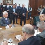 Prefeito Dirceu Pano se Reúne com o Governador Marcio França para Reivindicar Melhorias Para a Polícia Militar