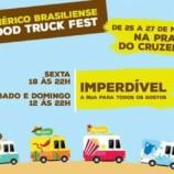 Américo Brasiliense Recebe o Food Truck Fest nesse Final de Semana