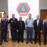 Defesa Civil Municipal é Premiada com Kits de Prevenção e Combates a Incêndios