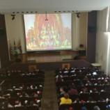 Américo Brasiliense Realiza Sessão Cinema para Crianças de EMEFs e CERs