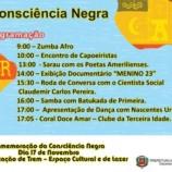 Américo Brasiliense Realiza Comemora Dia da Consciência Negra