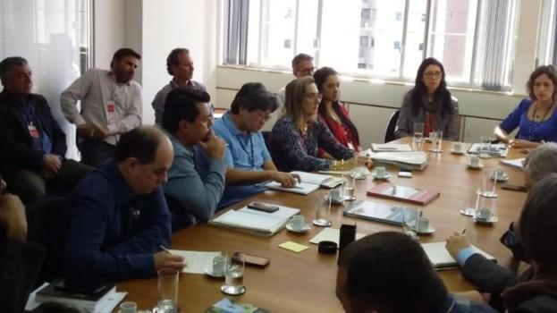 Prefeito Dirceu Pano se reúne com Presidente da CETESB