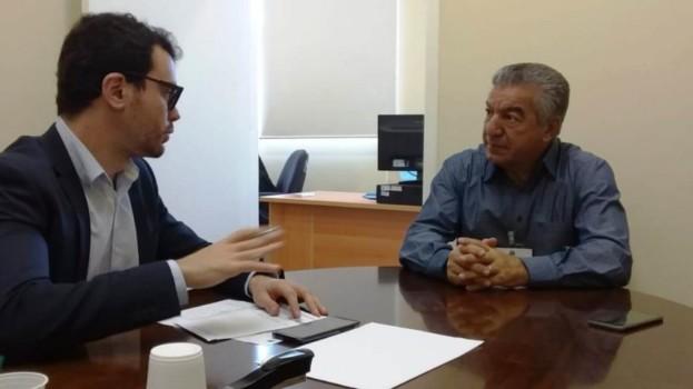 Américo Brasiliense Busca Melhorias para Educação Municipal