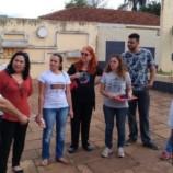 Paleontólogo Visita Américo Brasiliense