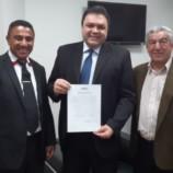 Prefeito Dirceu Pano Assina Convênio de R$ 200 Mil Para Custeio da Saúde