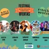 Américo Brasiliense Realiza o 1º Festival de Ofertas para Estimular a Economia Local